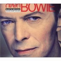 David Bowie - Black Tie White Noise CD (album) cover