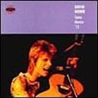 David Bowie - Santa Monica '72 CD (album) cover