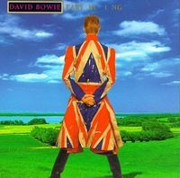 David Bowie - Earthling CD (album) cover