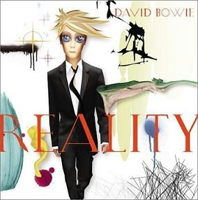 David Bowie - Reality CD (album) cover