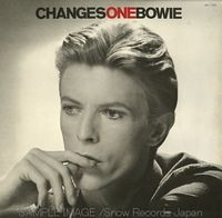 David Bowie - Changes One CD (album) cover