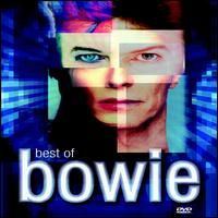 David Bowie - The Best Of Bowie DVD (album) cover