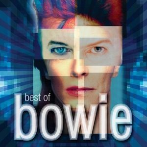 David Bowie - Best Of Bowie CD (album) cover