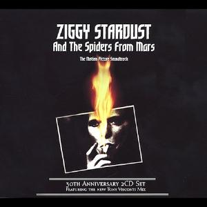 David Bowie - Ziggy Stardust And The Spiders From Mars-the Motion Picture Soundtrack CD (album) cover