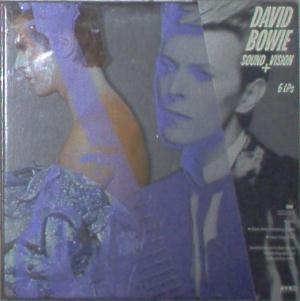 David Bowie - Sounds + Visions CD (album) cover