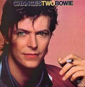 David Bowie - Changestwobowie CD (album) cover