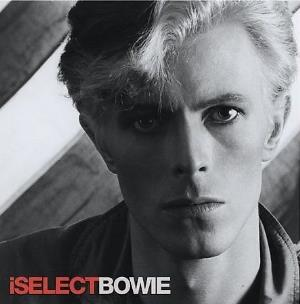 David Bowie - Iselect CD (album) cover