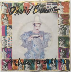 David Bowie - Ashes To Ashes CD (album) cover
