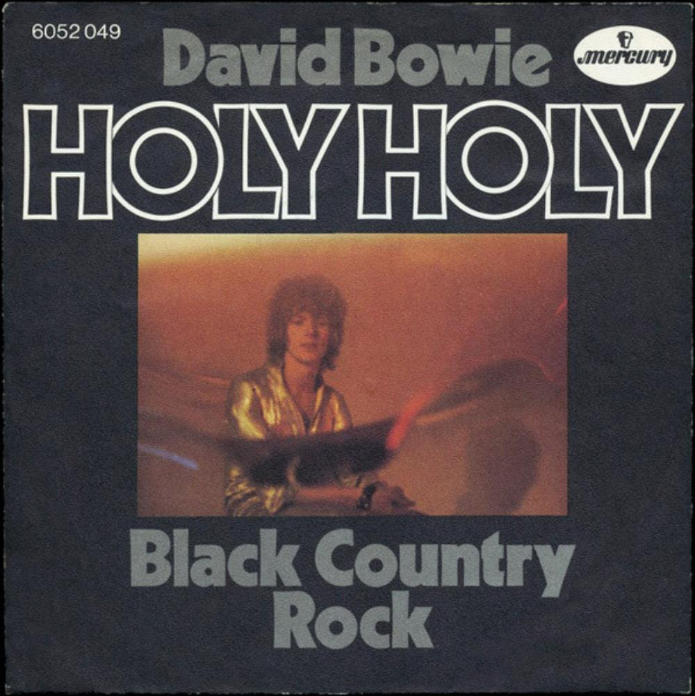 David Bowie - Holy Holy CD (album) cover