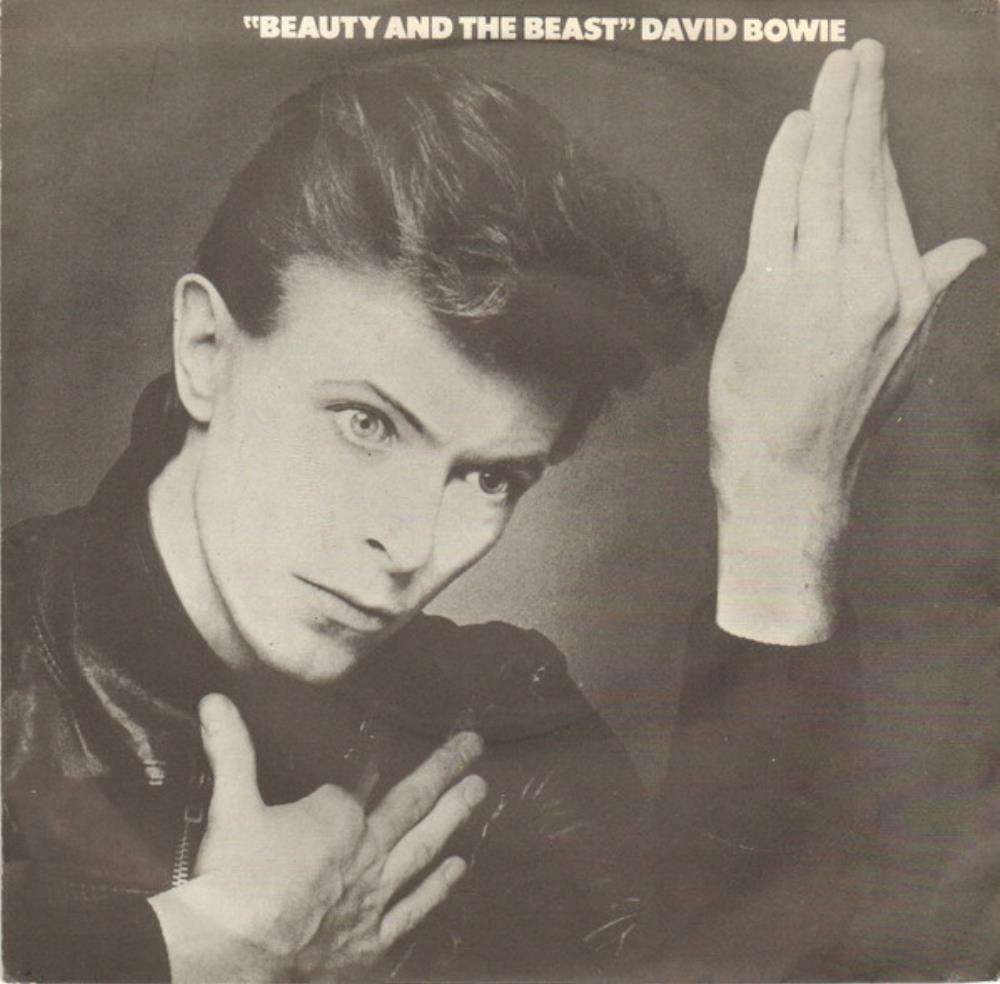 David Bowie - Beauty And The Beast CD (album) cover