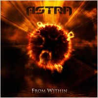 Astra - From Within CD (album) cover