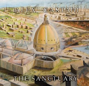 Alex Carpani Band - The Sanctuary CD (album) cover