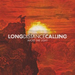 LONG DISTANCE CALLING - Avoid The Light CD album cover
