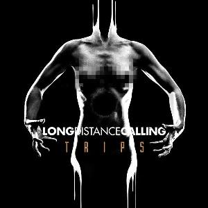 Long Distance Calling - Trips CD (album) cover