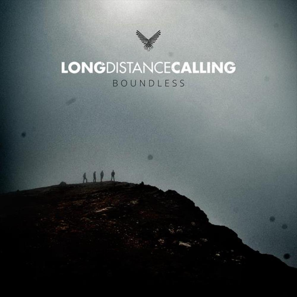Long Distance Calling - Boundless CD (album) cover