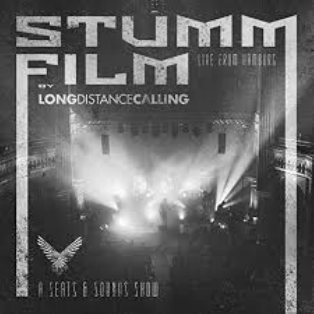 Long Distance Calling - Stummfilm - Live From Hamburg (a Seats & Sounds Show) CD (album) cover