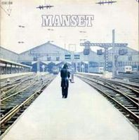 Gerard Manset Y'a Une Route CD album cover