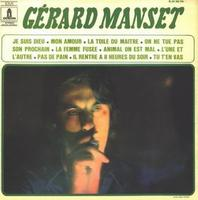 Gerard Manset - Gerard Manset CD (album) cover