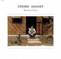 Gerard Manset - Royaume De Siam CD (album) cover