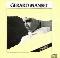 Gerard Manset - Lumières CD (album) cover