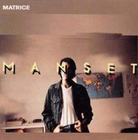 Gerard Manset - Matrice CD (album) cover