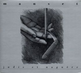 Gerard Manset - Jadis Et Naguère CD (album) cover