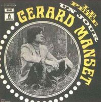 Gerard Manset - Le Père / Un Jour CD (album) cover
