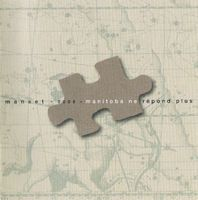 Gerard Manset - Manitoba Ne Repond Plus CD (album) cover