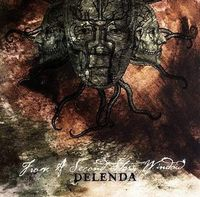From A Second Story Window - Delenda CD (album) cover