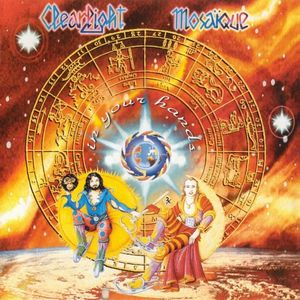 Clearlight - Mosaique (in Your Hands) CD (album) cover