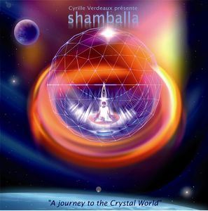 Clearlight - Shamballa - Ajourney In A Crystal World CD (album) cover