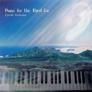 Clearlight - Piano For The Third Ear CD (album) cover