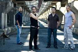 APHELION image groupe band picture