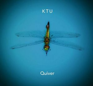 Ktu - Quiver CD (album) cover