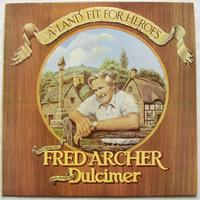 Dulcimer - A Land Fit For Heroes CD (album) cover