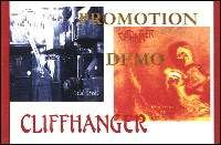 Cliffhanger - Promotion Demo (Tape) CD (album) cover