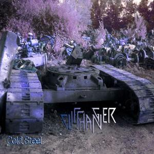 Cliffhanger - Cold Steel (remastered & Expanded) CD (album) cover