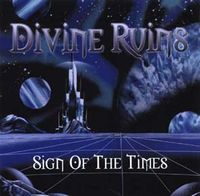 Divine Ruins - Sign Of The Times CD (album) cover