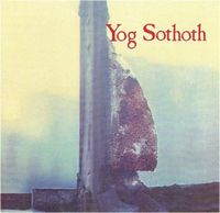 Yog Sothoth - Yog Sothoth CD (album) cover