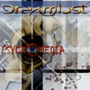 Dreamlost - Psychomedia CD (album) cover