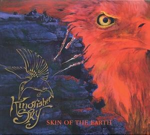 Kingfisher Sky - Skin Of The Earth CD (album) cover
