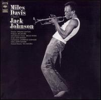 Miles Davis - A Tribute To Jack Johnson CD (album) cover
