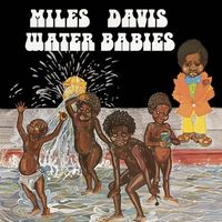 Miles Davis - Water Babies CD (album) cover