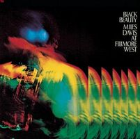 Miles Davis - Black Beauty: Live At The Fillmore West CD (album) cover