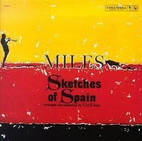 Miles Davis - Sketches Of Spain CD (album) cover