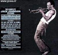 Miles Davis - The Complete Jack Johnson Sessions CD (album) cover
