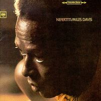 Miles Davis - Nefertiti CD (album) cover