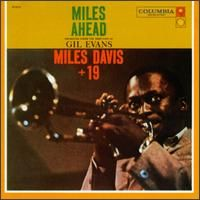 Miles Davis - Miles Ahead CD (album) cover