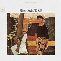 Miles Davis - E.S.P. CD (album) cover