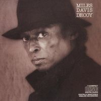 Miles Davis - Decoy CD (album) cover